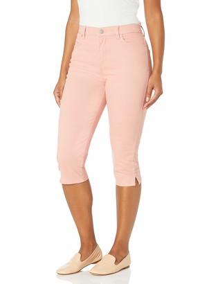 Gloria Vanderbilt Women's Plus Size Amanda Capri Jeans