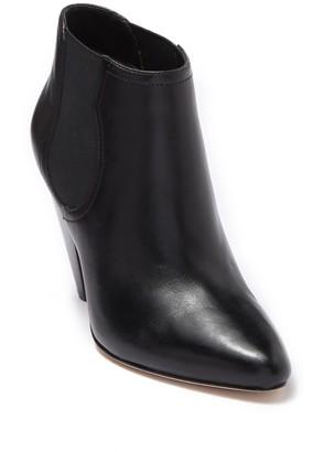 Joie Gabija Cone Heel Leather Chelsea Boot