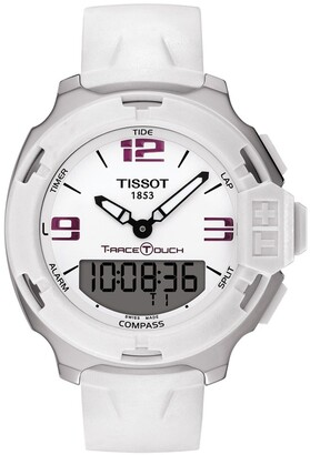 Tissot Unisex T-Race Touch Sport Watch, 42mm