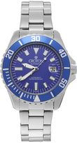 Croton Men's Stainless Steel Automatic Watch & Winder Set
