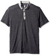 Howe Men's Marshall Short Sleeve Knit Polo