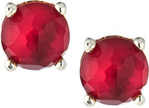 Ippolita 925 Wonderland Mini Stud Earrings in Raspberry