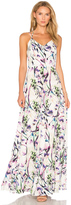 Amanda Uprichard Mallorie Maxi Dress