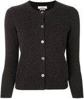Etoile Isabel Marant crew neck cardigan - women - Cotton/Wool - 38