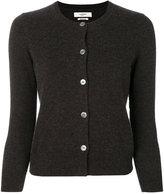 Etoile Isabel Marant crew neck cardigan - women - Cotton/Wool - 40
