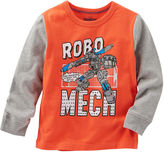 Osh Kosh Oshkosh OshKosh Bgosh Long-Sleeve Knit Tee - Toddler Boys 2t-5t