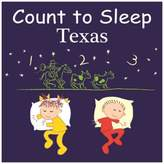 Bed Bath & Beyond Count to Sleep Texas Board Book