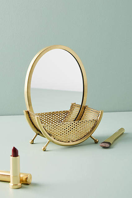 Anthropologie Aileen Jewelry Stand