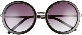 BP 52mm Round Sunglasses