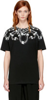 Marcelo Burlon County of Milan Ssense Exclusive Black Kion T-shirt