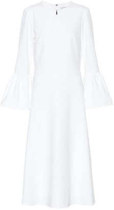Tibi CrApe midi dress
