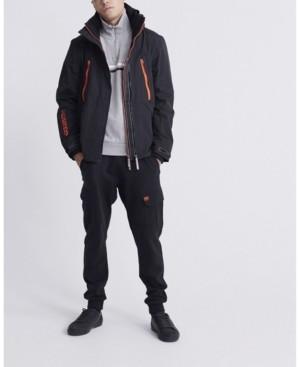Superdry Men's Hooded Tech Sd-Wind Attacker Jacket