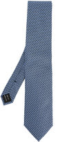 Tom Ford dotted herringbone pattern tie - men - Silk - One Size