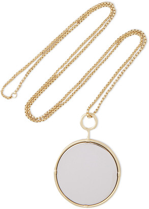 J.W.Anderson Gold-plated And Silver-tone Necklace