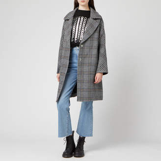 Superdry Women's Koben Wool Coat