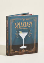 Chronicle Books Speakeasy: 200 Underground Cocktails