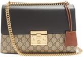 Gucci Padlock GG Supreme medium shoulder bag