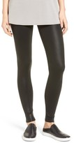 David Lerner Women's Coated Leggings
