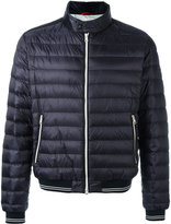 Fay zipped padded jacket - men - Polyamide - S