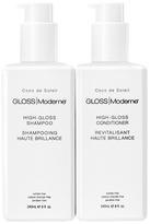 High-Gloss Shampoo & Conditioner Set