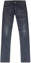 Citizens Of Humanity Holden Slate Grey Slim-leg Jeans