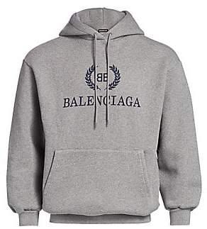 59754e18e86f Balenciaga Hoodie Men - ShopStyle