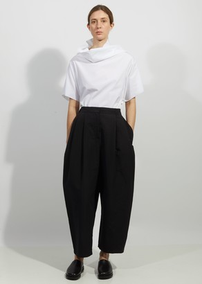 Dusan Linen & Cotton Egg Pants