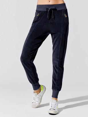 Sundry Zip Pocket Pintuck Pant