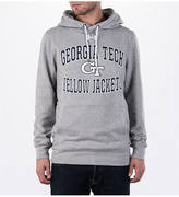 Under Armour Men's Georgia Tech Yellow Jackets College Two Tone Poly Quarter-Zip Pullover