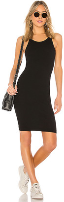 RE/DONE Ribbed Tank Dress