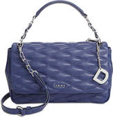 DKNY Lara Medium Flap Chain Strap Shoulder Bag, Created for Macy's