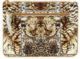 Camilla Spirit Animal Sml Canvas Clutch