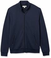 Goodthreads Mens Standard Lightweight French Terry Track Jacket