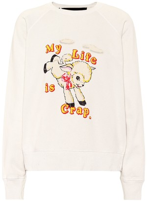 Marc Jacobs x Magda Archer cotton sweater