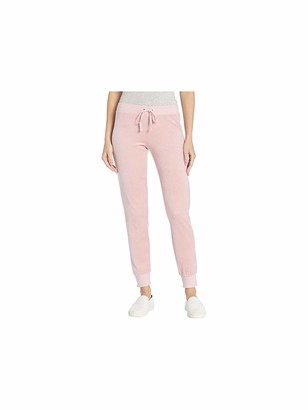 Juicy Couture Womens Pink Heather Pants UK Size:8