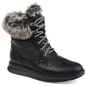 Journee Collection Women's Flurry Snow Boot Women's Shoes