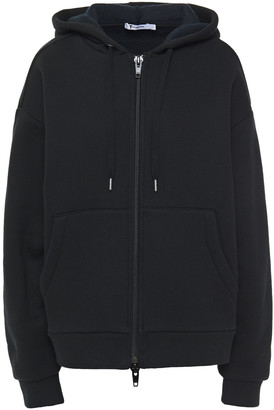 alexanderwang.t Cotton-blend Fleece Hoodie