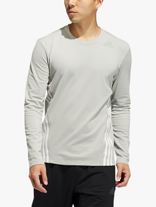 adidas AEROREADY 3-Stripes Long Sleeve Training Top