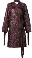 3.1 Phillip Lim padded kimono coat - women - Polyamide - S