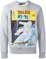 Love Moschino 'Tales from Love' sweatshirt
