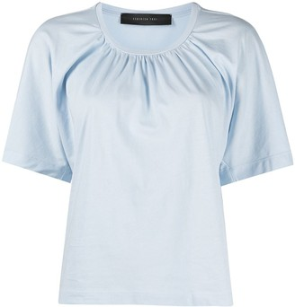 FEDERICA TOSI Draped T-Shirt