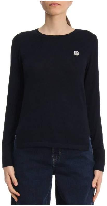 Armani Collezioni (アルマーニ コレッツォーニ) - Sweater Sweater Women Armani Exchange