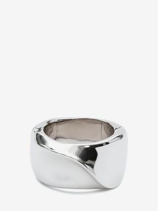 Alexander McQueen Sculptural Bracelet