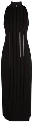 Akris Sequin Maxi Dress