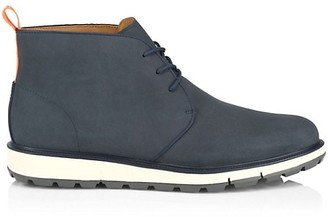 Swims Motion Waterproof Suede & Leather Chukka Boots