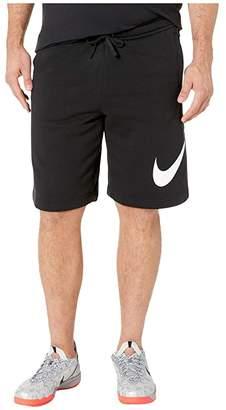 Nike Big Tall NSW Club Shorts Exploded Swoosh