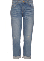 Current/Elliott The Fling low-slung boyfriend jeans