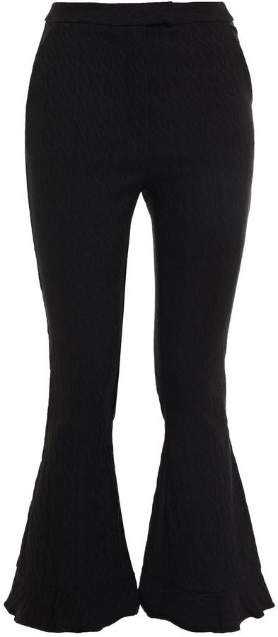 Hofmann Copenhagen Joane Stretch-jacquard Kick-flare Pants