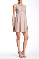 Ted Baker Caylin Embellished Crossover Dress