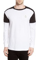 G Star Men's Luxas Relax Biker Long Sleeve T-Shirt